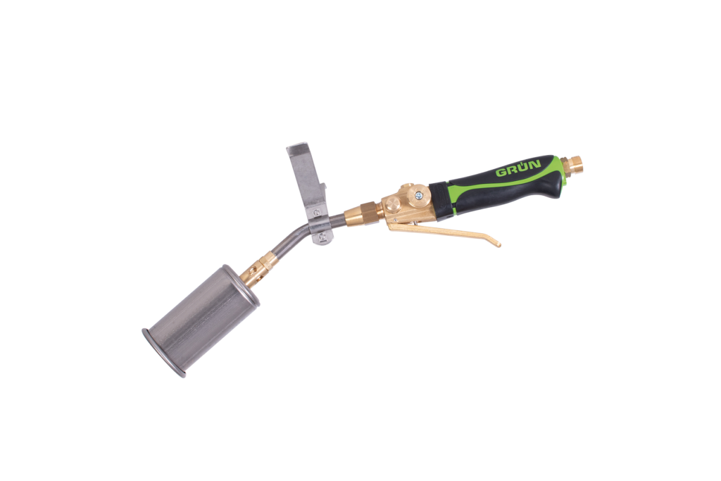 Titanbrenner, Propanbrenner; Handbrenner