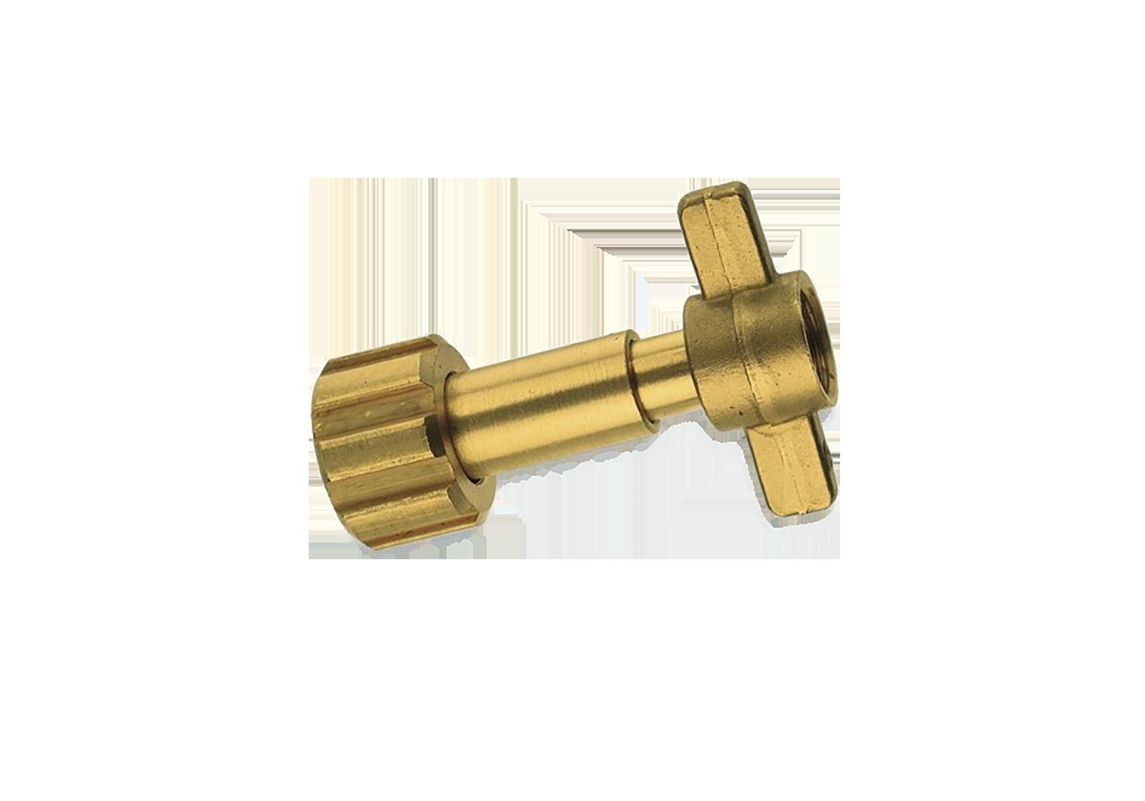 Umfüllstutzen / Refill adaptor
