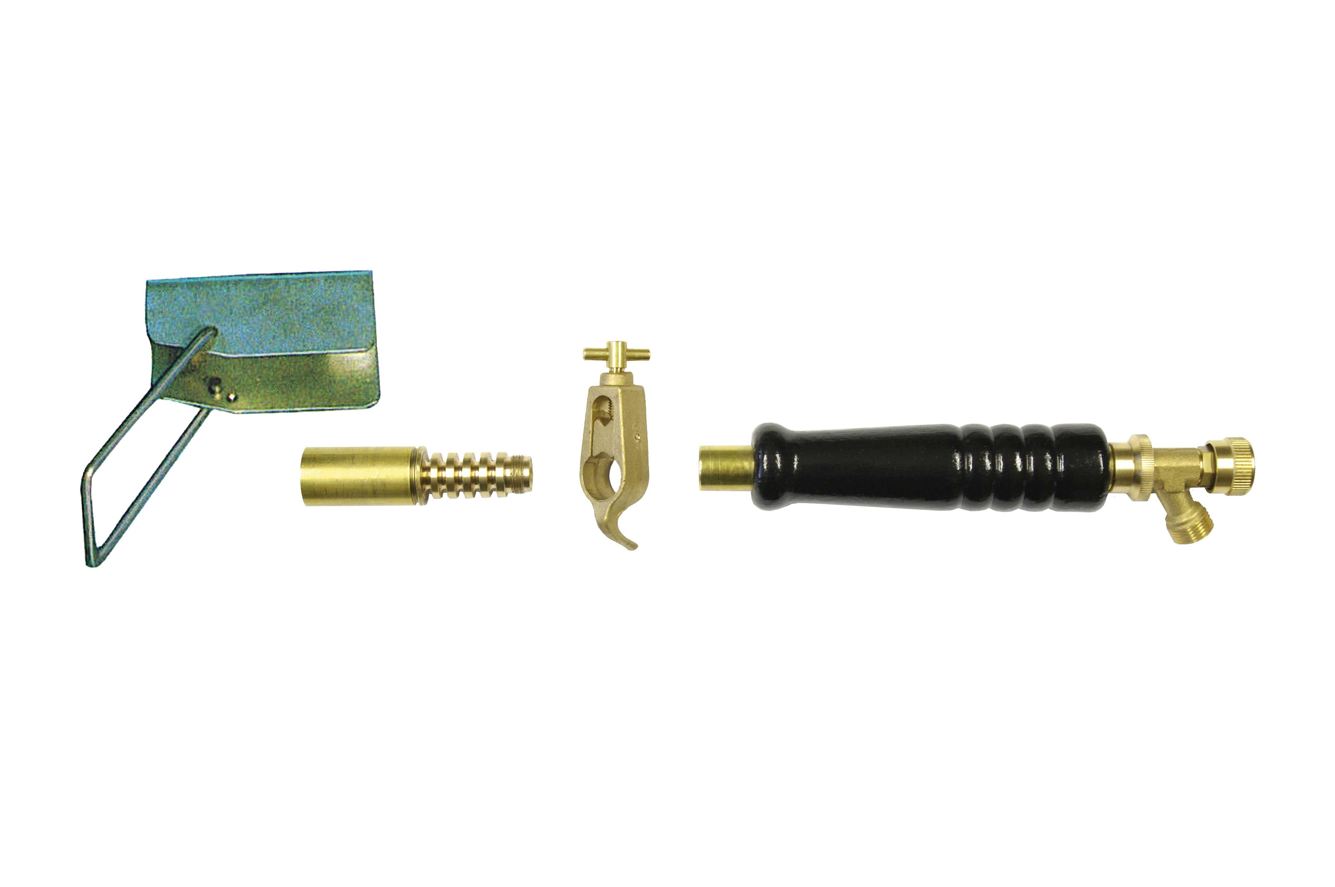 Kolbenlötbrenner / Insert soldering iron