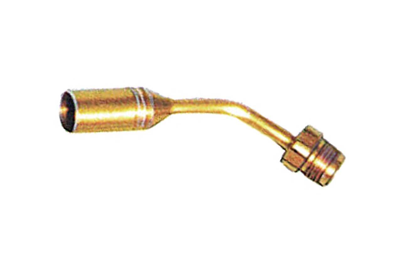 Weichlötbrenner Größe 3 gebogen / Soft soldering burner size 3 curved