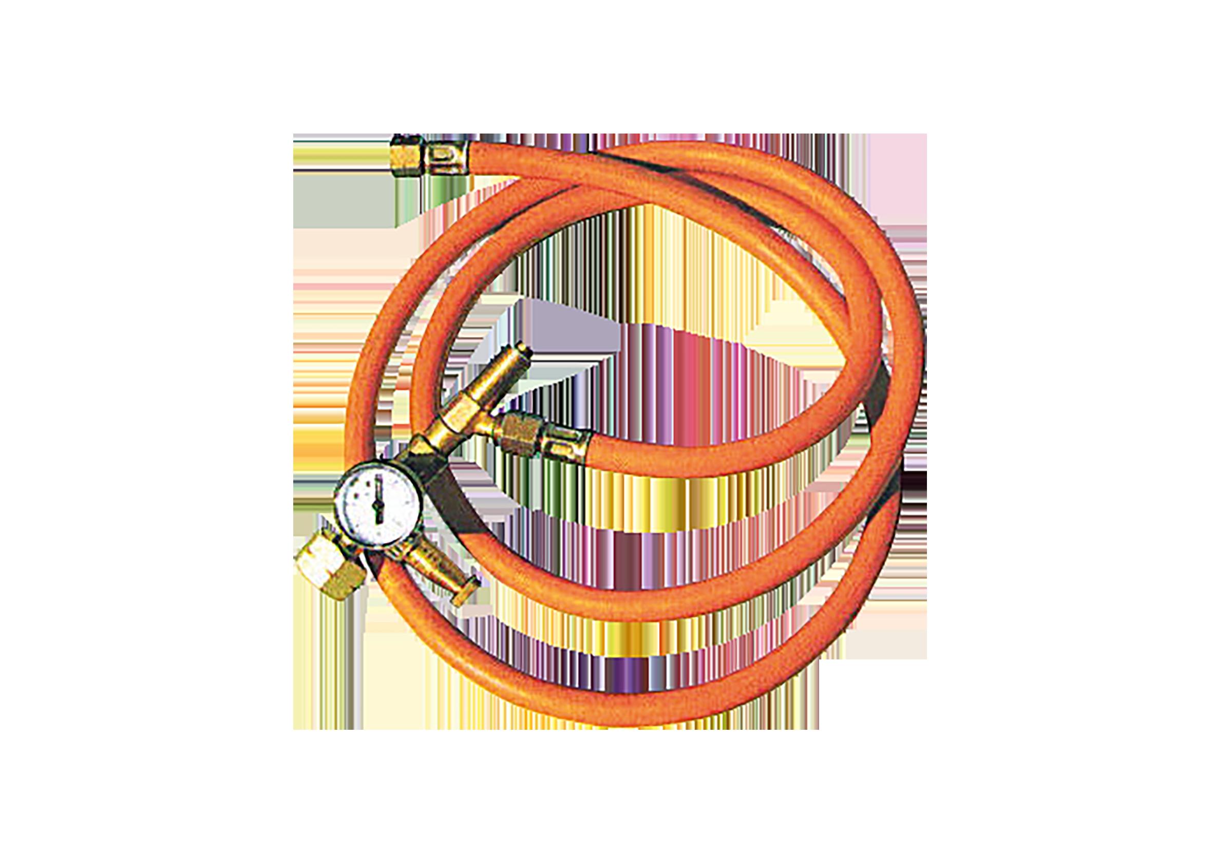 Hochdruckschlauch / High-pressure hose