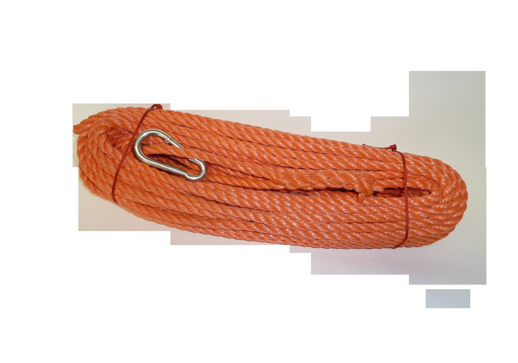 Manövrierleine / Manoveuring rope