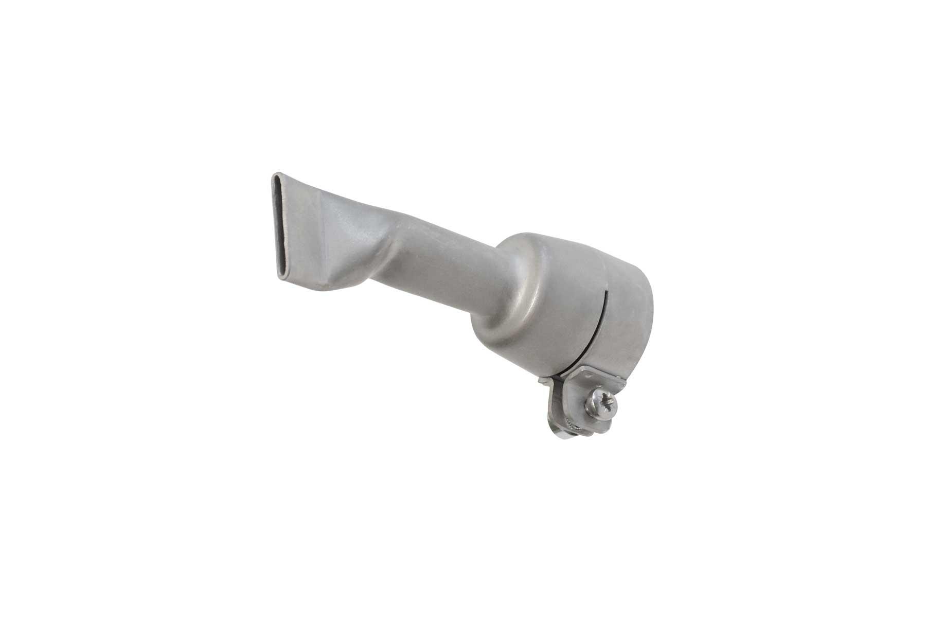 Edelstahldüse, abgewinkelt 20 mm / Stainless steel nozzle, bended 20 mm